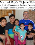 2014-06-28-Papa Michael Day with the Kids