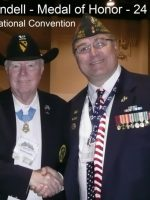 2012-07a-Medal of Honor Recipient Bruce Crandell VFW Convention in Reno, NV
