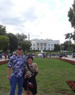2014-10-3b-Michael & Tyler at the White House