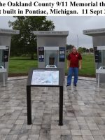2015 09 11c-Oakland County 911 Memorial-Pontiac, Michigan