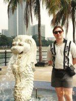 1998-03e-Michael in Singapore