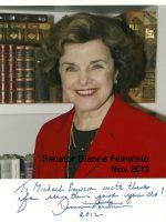 2012-11-Senator Dianne Feinstein
