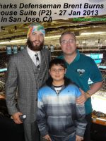 2013-01-27-Brent Burns-Defenseman #88 San Jose Sharks