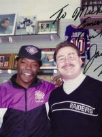 1995-01-Michael & Jack Tatum (The Assassin)-Oakland Raiders