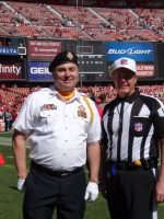 2013-10-13a-NFL Referee Scott Green at the 49ers game