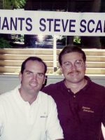 1995-07-Michael & Steve Scarsone-SF Giants