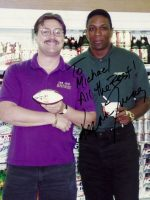 1995-08-Michael & Keena Turner-SF 49ers