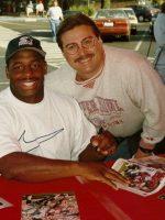 1995-10-Michael & Dana Stubblefield-SF 49ers