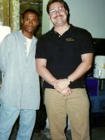 1995-Michael & Tommy Davidson-Comedian & Actor