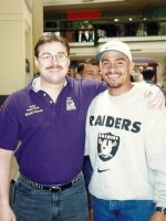 1996-09-Michael & Kenny Shedd-Oakland Raiders