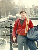 1983-04d-PFC Emerson in Amsterdam, Holland