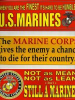 1983 US Marine Stickers