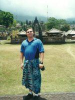 2000-09j-Michael in Bali, Indonesia