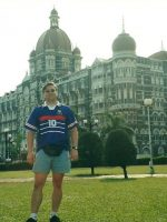 2000-10a-Michael in Mumbai (Bombay), India