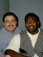 1996-11-Michael & Jerry Ball-Oakland Raiders