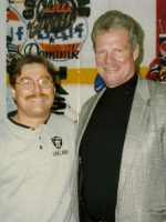 1996-12-Michael & Ted Hendricks (The Stork)-Oakland Raiders