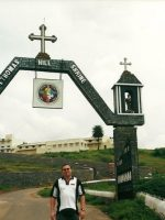 2000-10g-Michael at St Thomas Mount in Madras, India