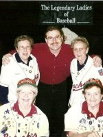 1997-01-Michael & Women Pro Baseball Player (League of Thier Own)