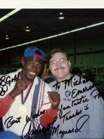 1997-04-Michael & Andrew Maynard-1988 Olympic Gold Medal Boxer