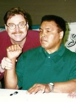 1997-06-Michael & Mohammed Ali-World Champion Boxer