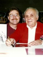 1997-07-Michael & Jake Lamotta-World Champion Boxer