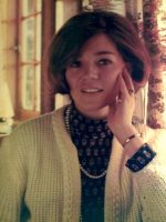 1972-Michael's mother Anne in Maryland