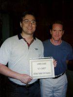 1998-08-Michael & Josh Clark (Lt. Carey)-Star Trek Voyager
