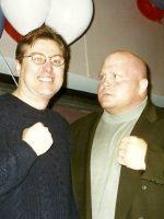 1998-12-Michael & Eric Esch (Butter Bean)-Boxer