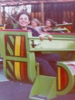 1976-06-Michael on an amusement ride