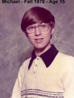 1978-10-Michael Emerson - Age 15